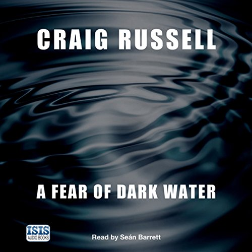 A Fear of Dark Water audiobook cover art