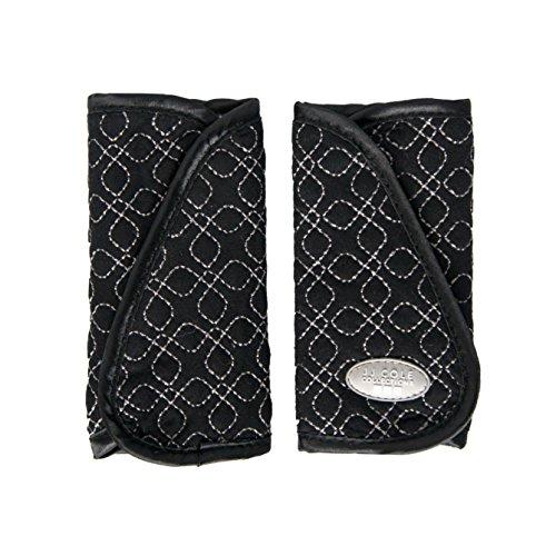 JJ Cole Strap Covers, Black by JJ Cole
