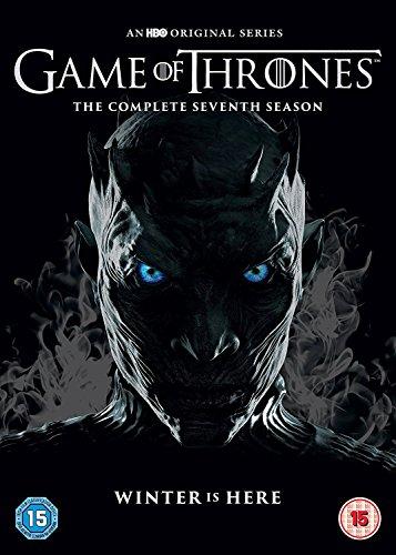 Game Of Thrones Season 7 [Edizione: Regno Unito] [Reino Unido] [DVD]