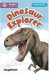 Dinosaur Explorer Hardcover