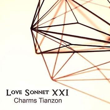 Love Sonnet XXI