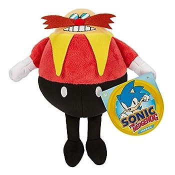 Sonic The Hedgehog 7  Eggman Plush Figure