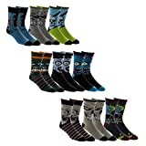 Zombie Socks- 9 Pack