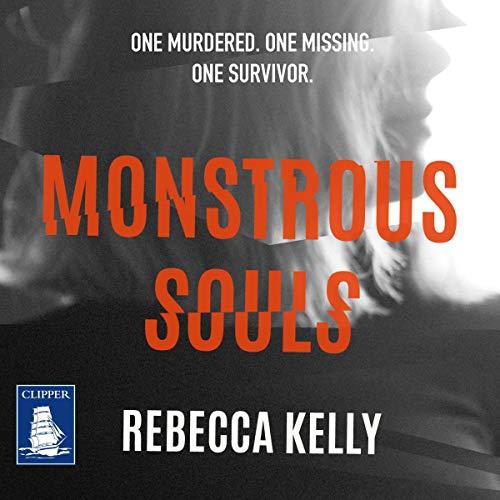 Monstrous Souls audiobook cover art