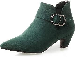 BalaMasa Womens ABS13973 Pu Boots