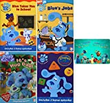 Blue's Clues: Nick Jr. Education Kids TV Show DVD Collection with Bonus Art Card