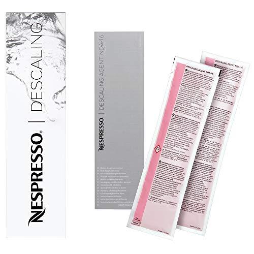 Nespresso Entkalkungs-Ausrüstung - Für Concept Range Machinen