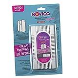 Neutralizador de Odores da Geladeira e Freezer em Plástico Noviça Branco 1 X 12 60G