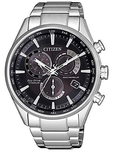Citizen CB5020-87E Eco-Drive Uhr Titan Titan 10 bar Analog Datum Silber