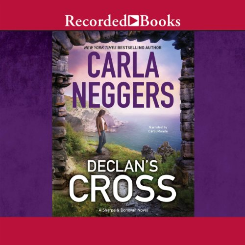 Declan's Cross audiobook cover art