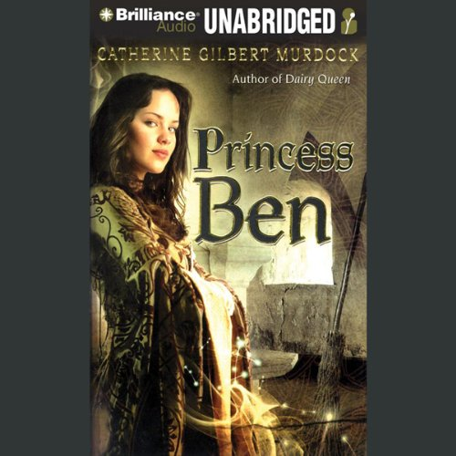 Princess Ben audiobook cover art