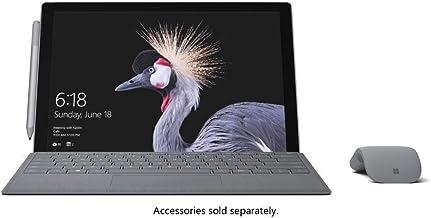 Newest Microsoft Surface Pro 4 (2736 x 1824) Resolution Tablet 6th Generation TOUCH (Intel Core i7-6650U, 16GB Ram, 256GB SSD, Bluetooth, Dual Camera) Windows 10 Professional (Renewed)
