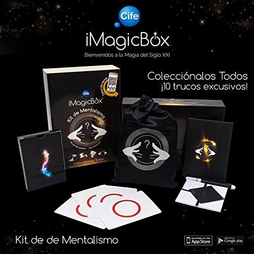 iMagicBox- Kit de Mentalismo Juego de Magia, Color Set (Cife Spain 41447)
