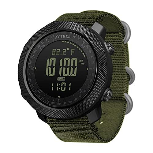 AVTREK Men's Outdoor Sport Digital Wrist Watch...