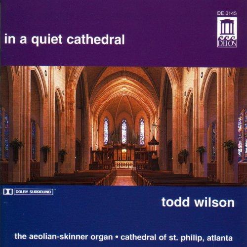 Organ Recital: Wilson, Todd - Brahms, J. / Tartini, G. / Vaughan Willliams, R. / Purvis, R. / Harris, W. / Bach, J.S. / Mozart, W.A.