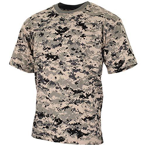 MFH US Army Herren Tarn T-Shirt (Digital Urban/XL)