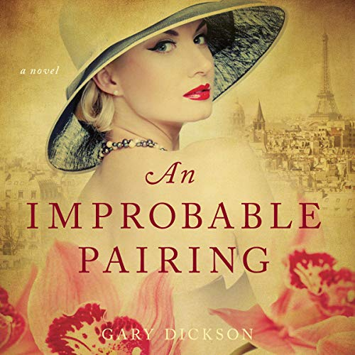 An Improbable Pairing audiobook cover art