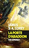La porte d'Abaddon - The Expanse 3 (Exofictions) - Format Kindle - 9782330067502 - 9,49 €