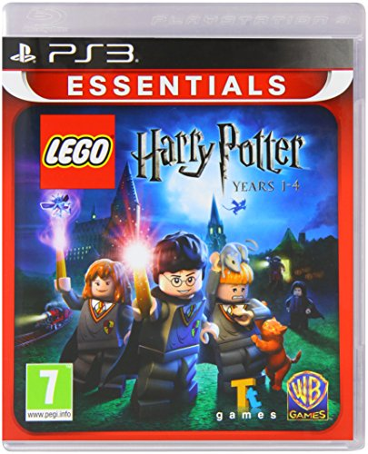 LEGO Harry Potter Years 1-4 Essentials (PlayStation 3) [UK IMPORT]