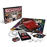 Hasbro Gaming E1871100- Monopoly Mogeln und Mauscheln Familienspiel