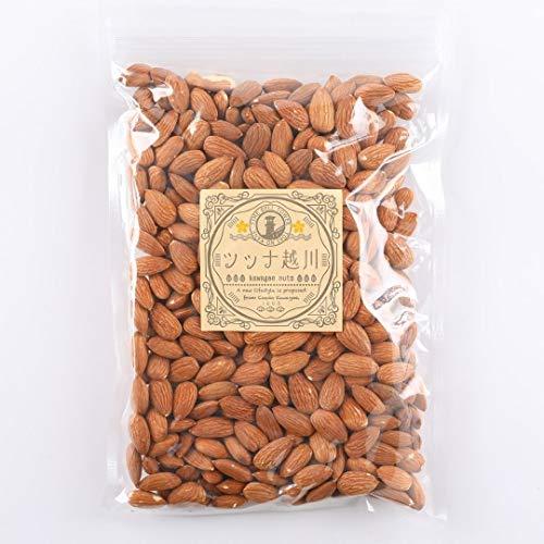 川越 ナッツ アーモンド ロースト ナッツ専門店 素焼き 無油 ナッツ スーパーフード 低糖質 500g