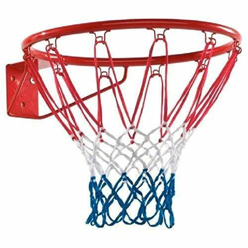 REPLOOD Canestro Basket Regolamentare 46 Cm 18' con Rete e Kit...