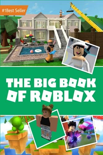 The Big Book of Róblóx: The Deluxe Unofficial Game Guide: Ultimate Master Builder Strategy Beginners Kids Teens Essential Handbook Play Learn Puzzle ... Make Free Robux Best Gaming Gift Ideas 2021