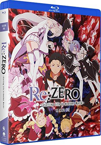 Re:ZERO: Starting Life in Another World - Season One Blu-ray + Digital
