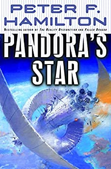 Pandora's Star (The Commonwealth Saga Book 1) by [Peter F. Hamilton]