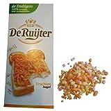 De Ruijter Frucht-Streusel, Flocken / Vruchtenhagel Fruit 400g
