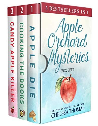 Apple Orchard Cozy Mystery Series: Box Set One (Books 1-3) (English Edition)