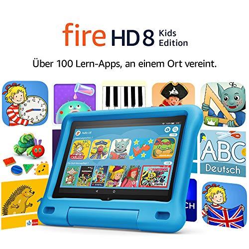 Amazon Fire HD 8 – Kinder-Tablet – Kids Edition (2020) – 8 Zoll, 32 GB - 12