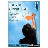 La vie devant soi - Mercure de France - 01/01/1982