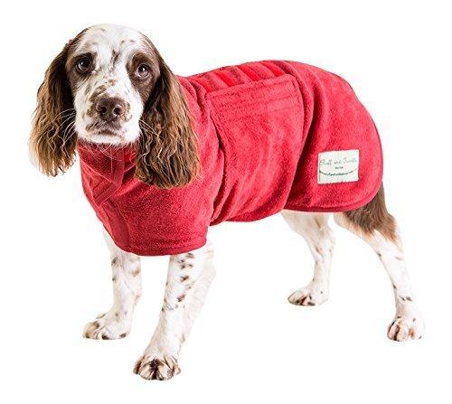 ruff tumble Hunde-Trocknungsjacke