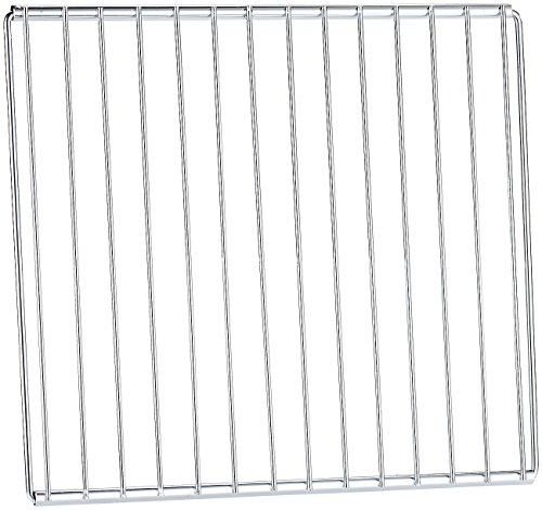 Rosenstein & Söhne Backofengitter: Universal-Backofenrost, ausziehbar von 35-61 cm, 32 cm tief (Gitterrost)