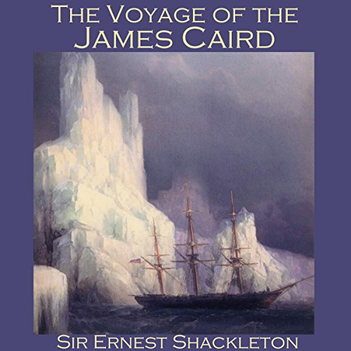 The Voyage of the James Caird audiobook cover art