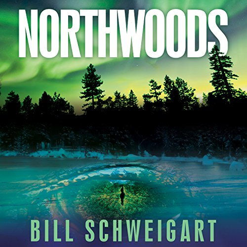Northwoods audiobook cover art
