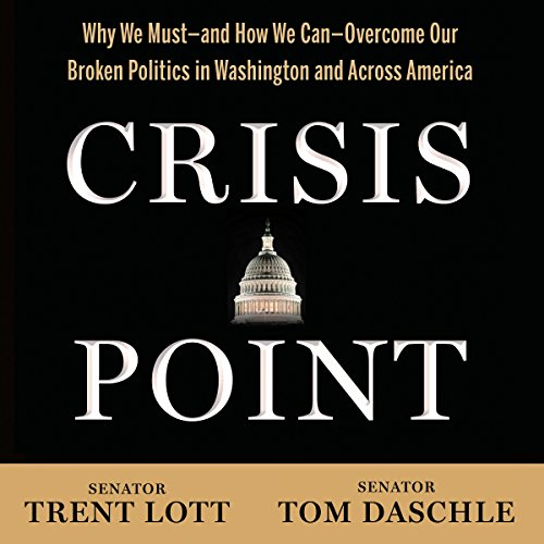 Crisis Point audiobook cover art