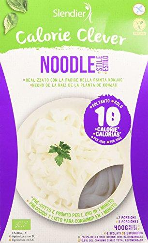 Slendier Shirataki Noodles - 3 pezzi da 250 g [750 g]