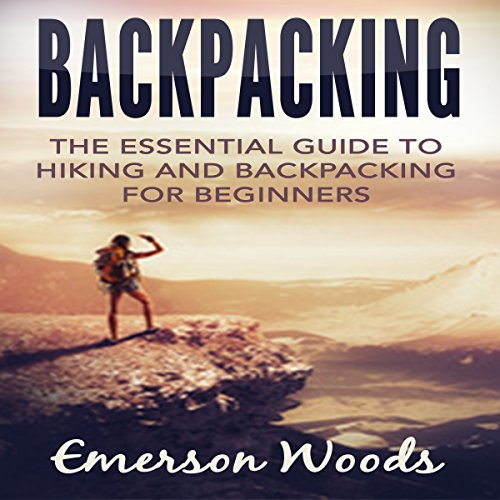 Backpacking cover art