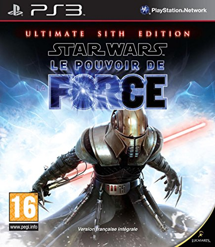 PS3 - Star Wars: The Force Unleashed (mit OVP) (gebraucht) DE/EN