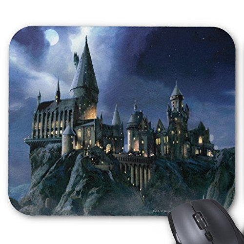Hogwarts Castle At Night Mouse Pad Mouse Mat 7x9 Inches Designed by an Palmer