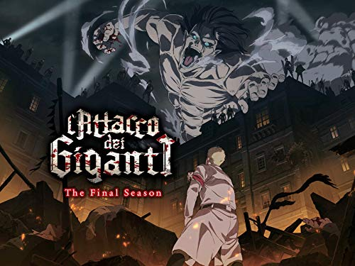 L Attacco dei Giganti - The Final Season
