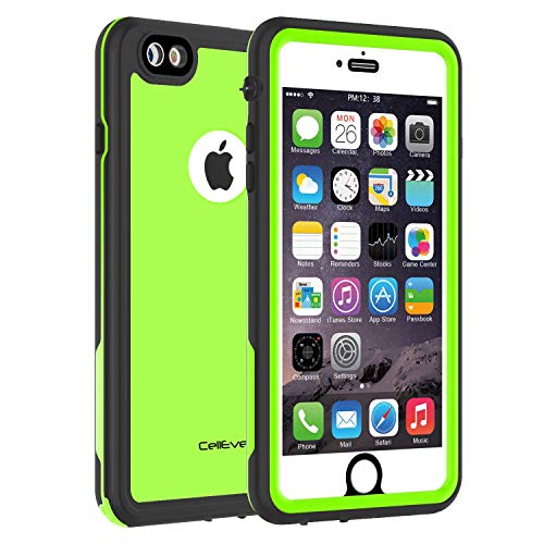 CellEver Waterproof Case for iPhone 6s Plus/iPhone 6 Plus, 5.5-Inch,...