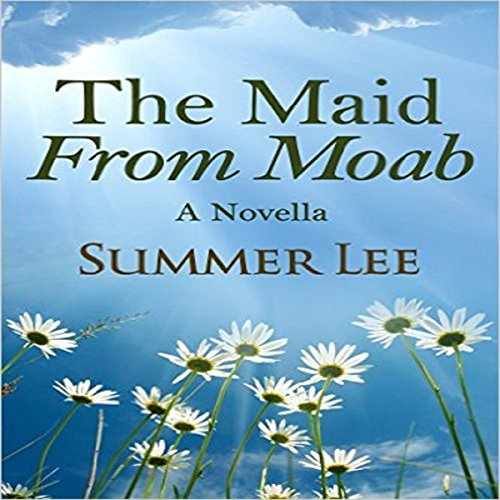 The Maid from Moab audiobook cover art
