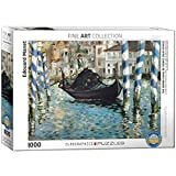 """1000-Piece Puzzle Box size: 10"""" x 14"""" x 2.37"""" Finished Puzzle Size: 19.25"""" x 26.5"""" Made in the USA using the highest quality blue board Strong high-quality, easy fit puzzle pieces that won't break"""