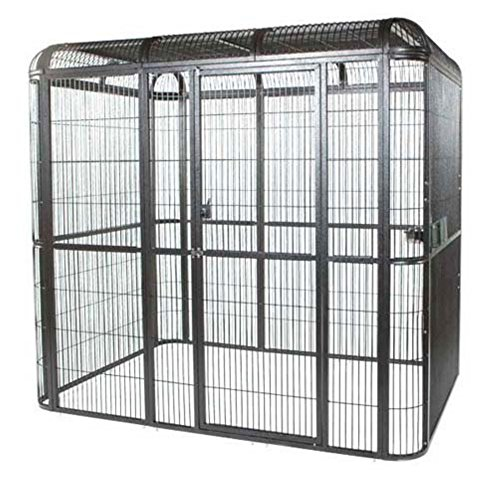 Medium Walk-in Aviary from A&E Cage Co