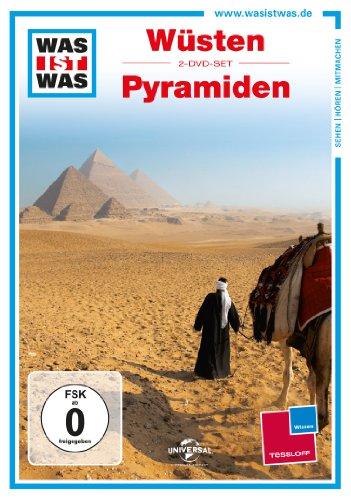 Was ist was TV - Wüsten/Pyramiden (2 DVDs)