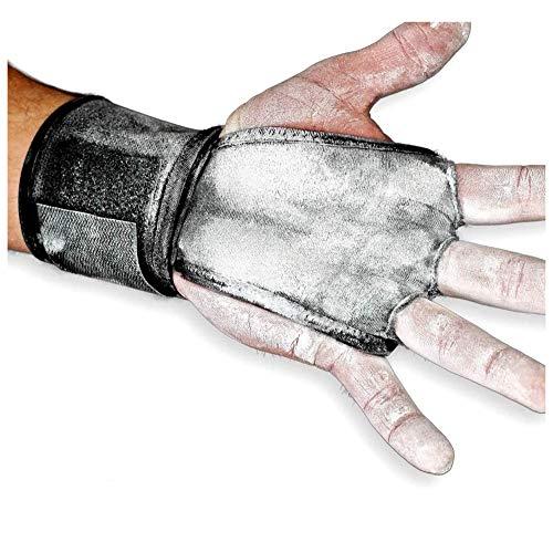UNIYFITT Exercise Gloves (Black, Large)
