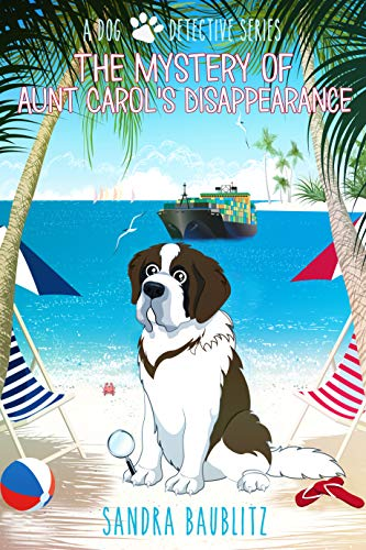 Book: The Disappearance of Aunt Carol (A Clarissa and Paw Mini Mystery Book 2) by Sandra Baublitz